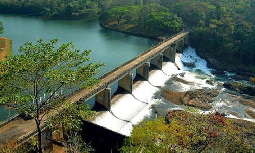 Banasura Sagar Dam Picture Courtesy : travelokam.com